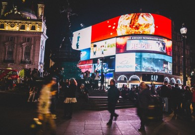 Where does the name Piccadilly Circus come from?