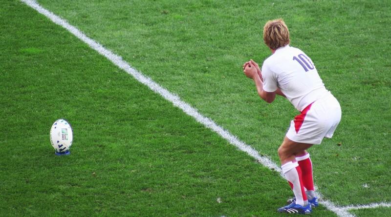 England rugby - Jonny Wilkinson