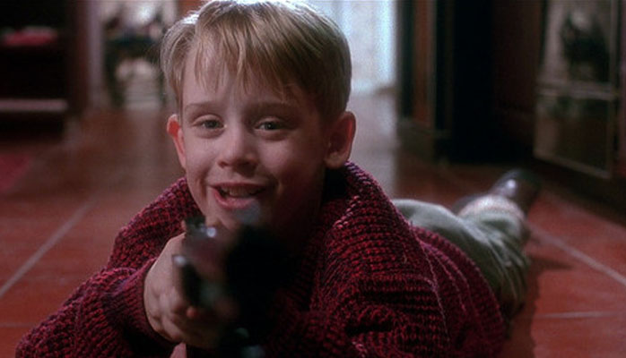 Christmas Home Alone